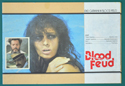 Blood Feud <p><i> Original 6 Page Cinema Exhibitor's Synopsis / Credits Booklet </i></p>