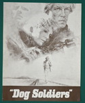 Dog Soldiers <p><i> Original Cinema Exhibitor's Synopsis / Credits Booklet </i></p>