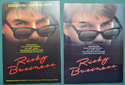 Risky Business <p><i> Original 12 Page Cinema Exhibitors Campaign Press Book + Synopsis / Credits Leaflet </i></p>