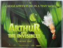 Arthur And The Invisibles <p><i> (Teaser / Advance Version) </i></p>