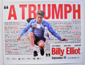 Billy Elliot <p><i> (Quotes Version) </i></p>