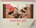Calendar Girls <p><i> (Teaser / Advance Version) </i></p>