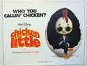 Chicken Little <p><i> (Teaser / Advance Version 2) </i></p>