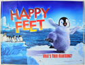 Happy Feet <p><i> (Teaser / Advance Version) </i></p>