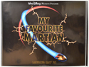 My Favourite Martian <p><i> (Teaser / Advance Version)  </i></p>