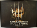 X-Men Origins: Wolverine <p><i> (Teaser / Advance Version) </i></p>