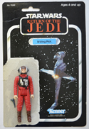 STAR WARS FIGURE –   B-WING PILOT (FULL View)