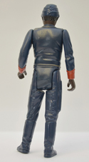 STAR WARS FIGURE – BESPIN SECURITY GUARD (BACK View)
