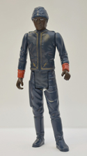 STAR WARS FIGURE – BESPIN SECURITY GUARD (FRONT View)