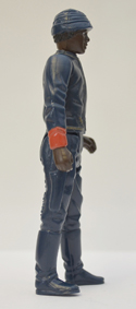 STAR WARS FIGURE – BESPIN SECURITY GUARD (RIGHT SIDE View)