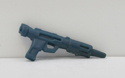 STAR WARS FIGURE – BESPIN SECURITY GUARD (WEAPON Front View)