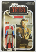 STAR WARS FIGURE – GENERAL MADINE (FULL View)