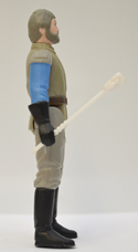 STAR WARS FIGURE – GENERAL MADINE (RIGHT SIDE View)