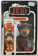 STAR WARS FIGURE – PRINCESS LEIA (BOUSHH DISGUISE) (FULL View)