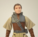 STAR WARS FIGURE – PRINCESS LEIA (BOUSHH DISGUISE) (HEAD Front View)