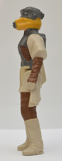 STAR WARS FIGURE – PRINCESS LEIA (BOUSHH DISGUISE) (LEFT SIDE View)