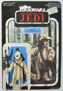 STAR WARS FIGURE –   LOGRAY (FULL View)