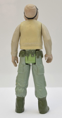 STAR WARS FIGURE – PRUNE FACE (BACK View)