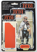 STAR WARS FIGURE – PRUNE FACE (CARD FRONT View)