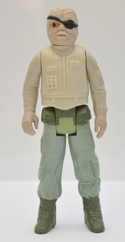 STAR WARS FIGURE – PRUNE FACE (FRONT View)