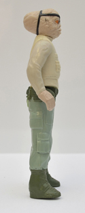STAR WARS FIGURE – PRUNE FACE (RIGHT SIDE View)