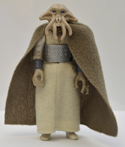 STAR WARS FIGURE – SQUID HEAD (FRONT View)