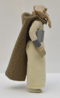 STAR WARS FIGURE – SQUID HEAD (RIGHT SIDE View)