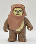 STAR WARS FIGURE –   WICKET (FRONT View)