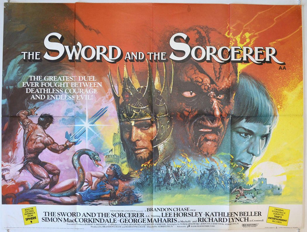 sword and the sorcerer the original cinema movie