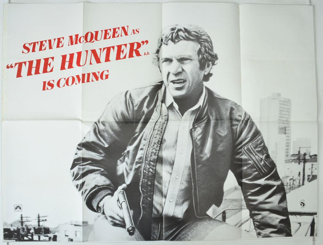 Steve Mcqueen The Hunter