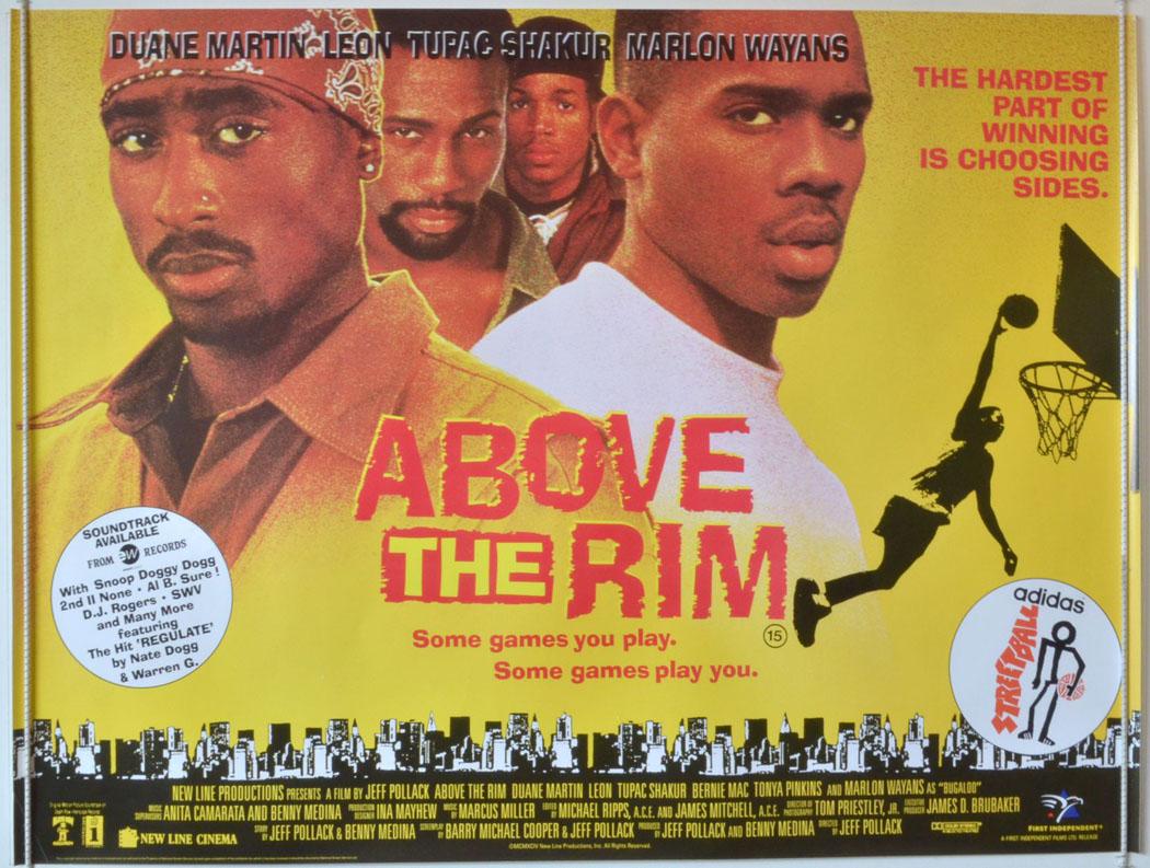 above the rim (1994) trailer