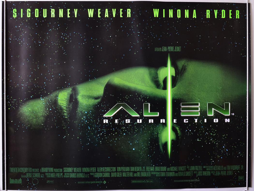 Alien Nation Movie Trailer
