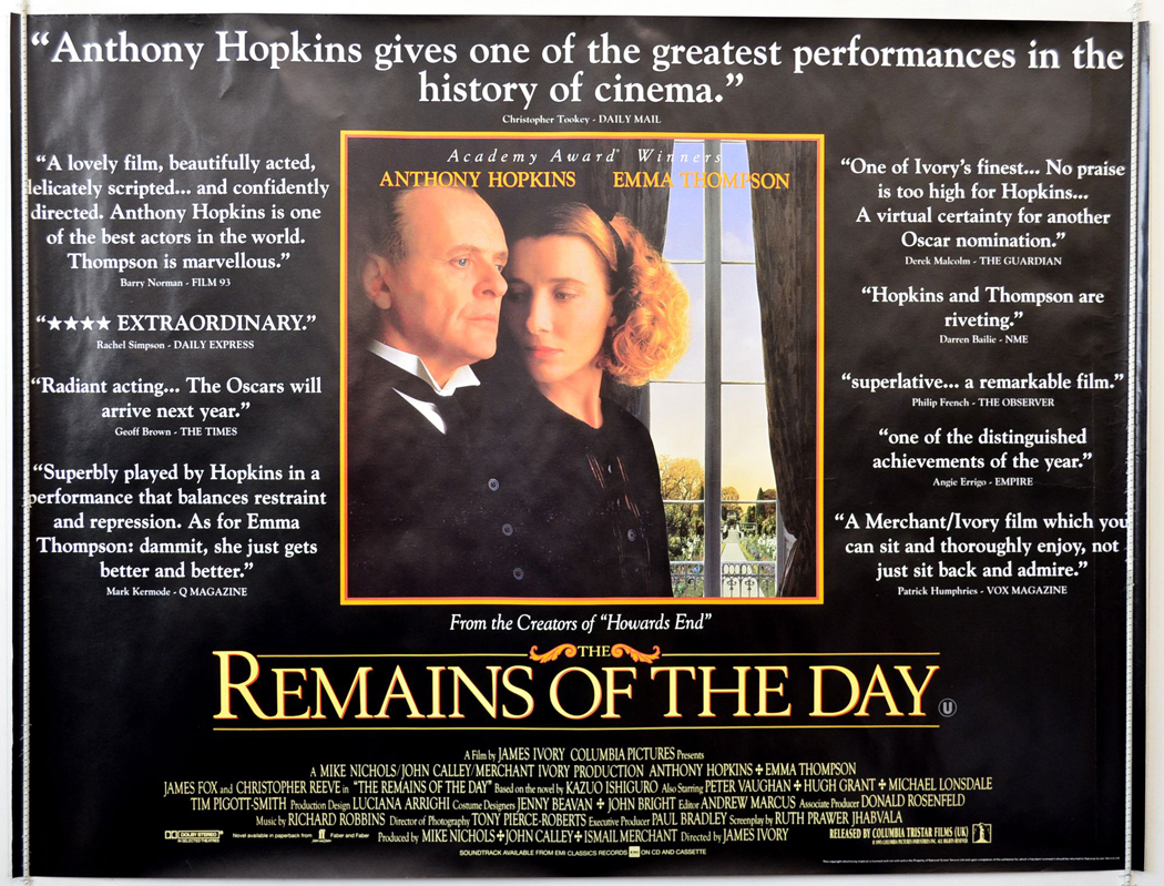 Remains Of The Day (Th...