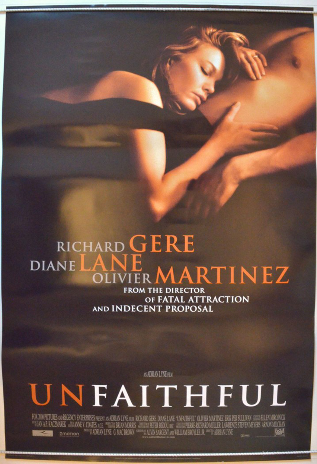 Richard gere diane lane dating 5
