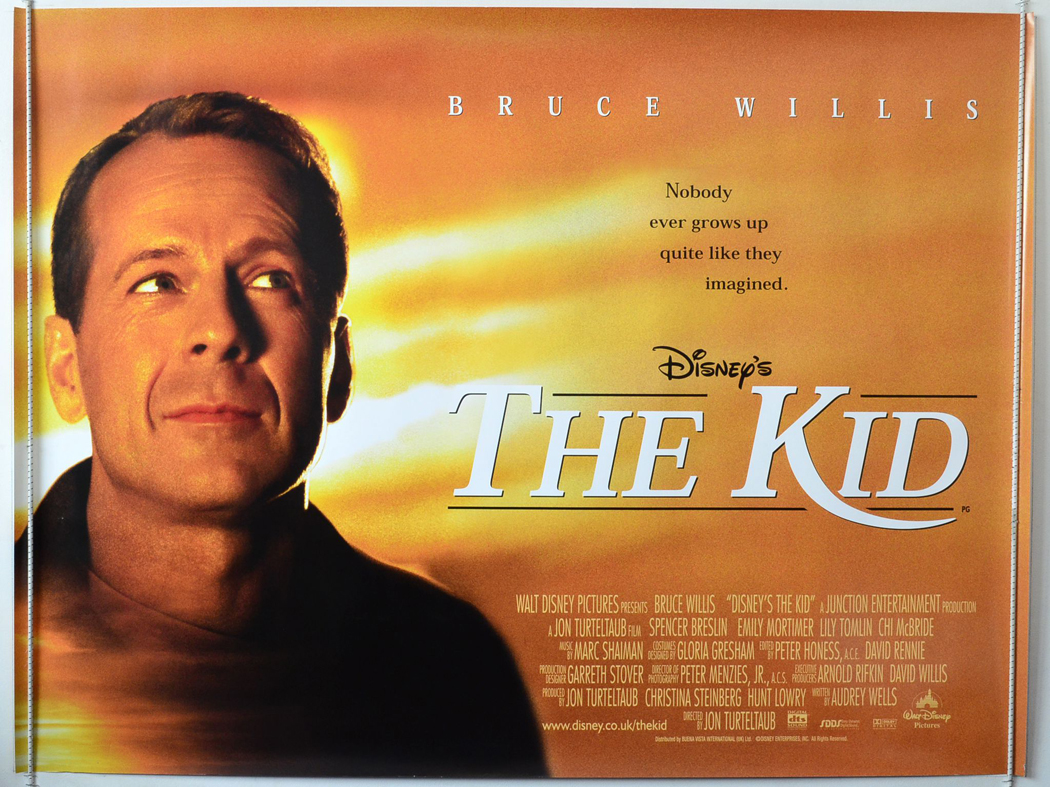 Kid (The) - Original Cinema Movie Poster From pastposters.com ...