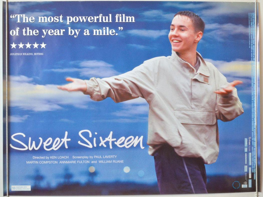 Sweet Sixteen - Original Cinema Movie Poster From pastposters.com ...