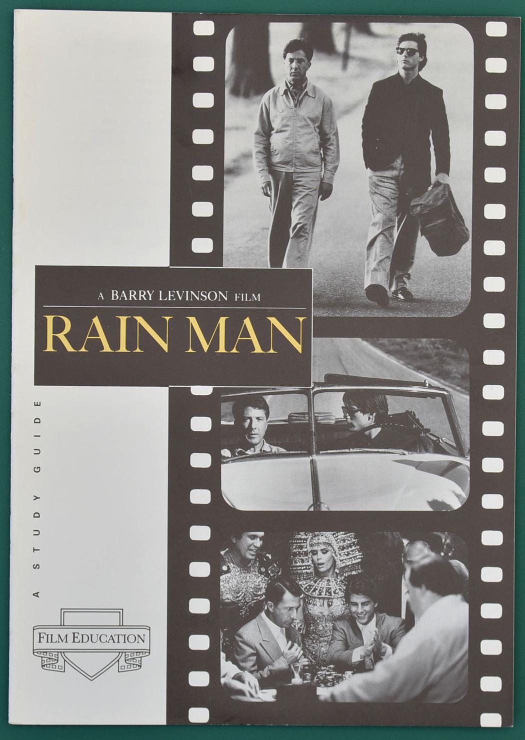 Rain Man Original 4 Pa...