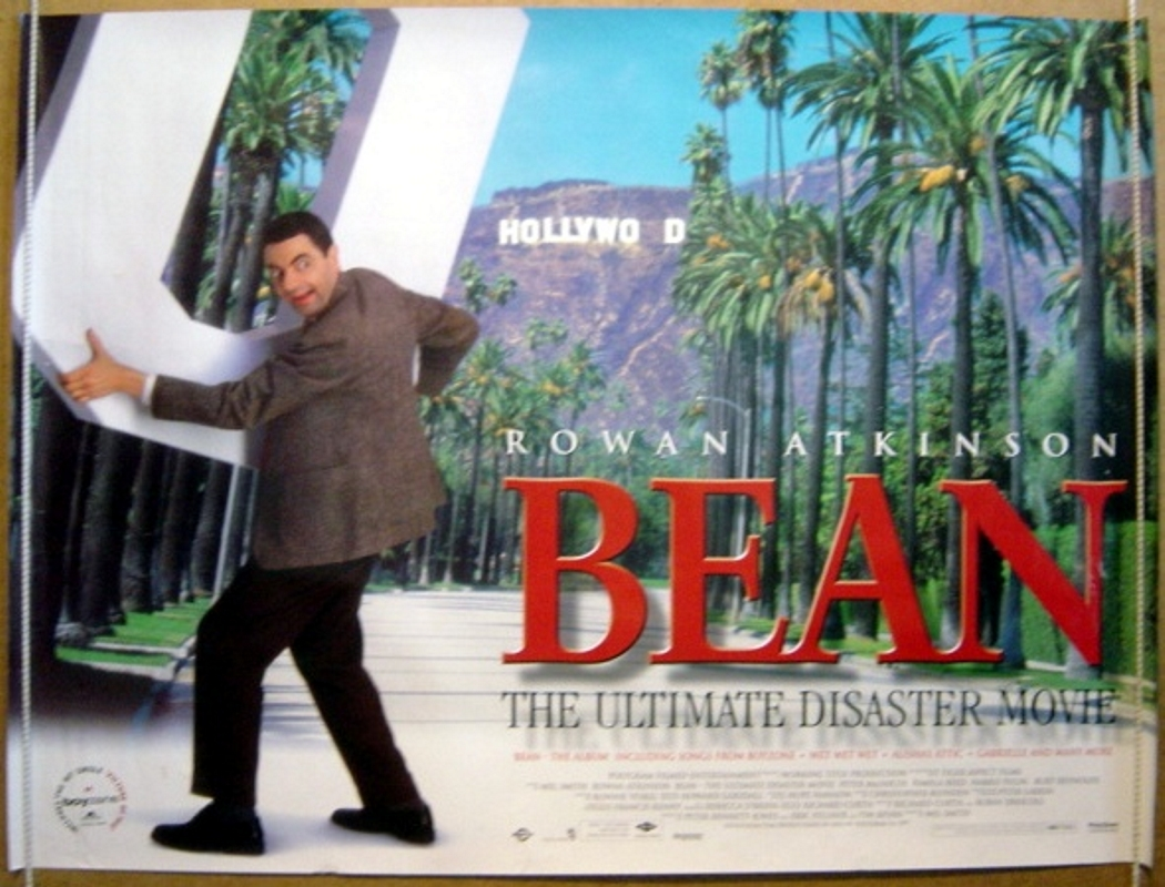 Movie Posters 1997: Bean : The Ultimate Disaster Movie