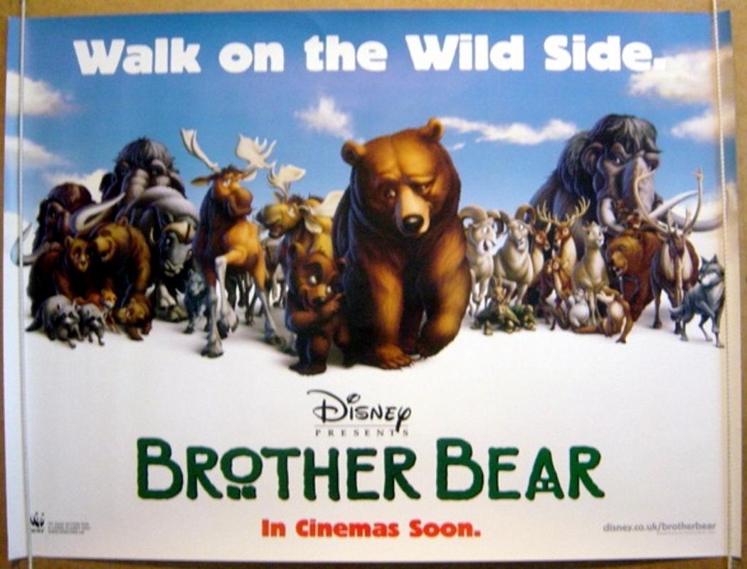 Brother Bear <br><p><i>(Teaser)</i></p> - Original Cinema Movie ...