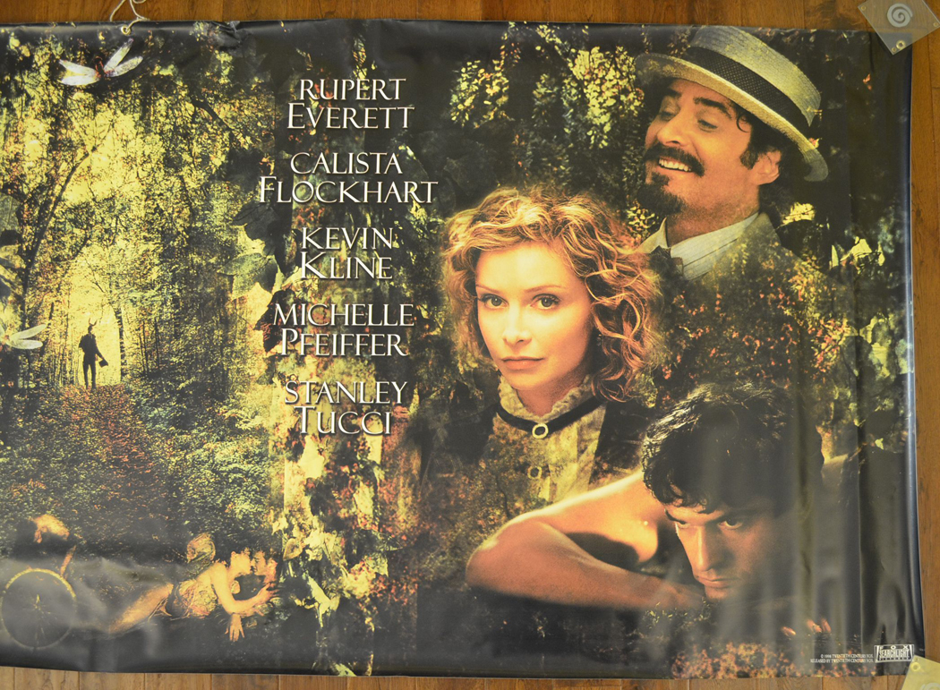 A Midsummer Night S Dream Cinema Banner Original