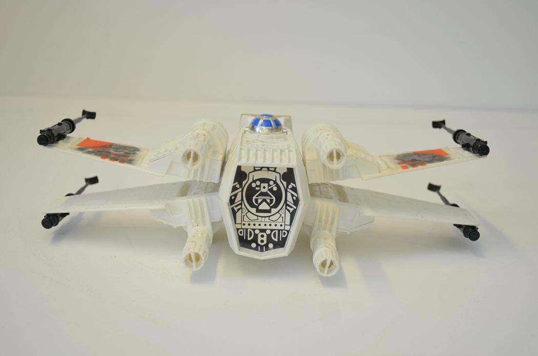 Star Wars The Return Of The Jedi X Wing Fighter