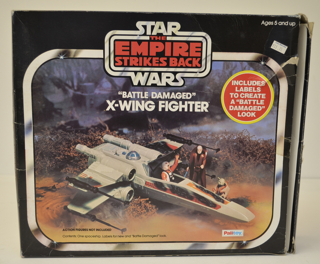 Star Wars The Empire Strikes Back X Wing Fighter