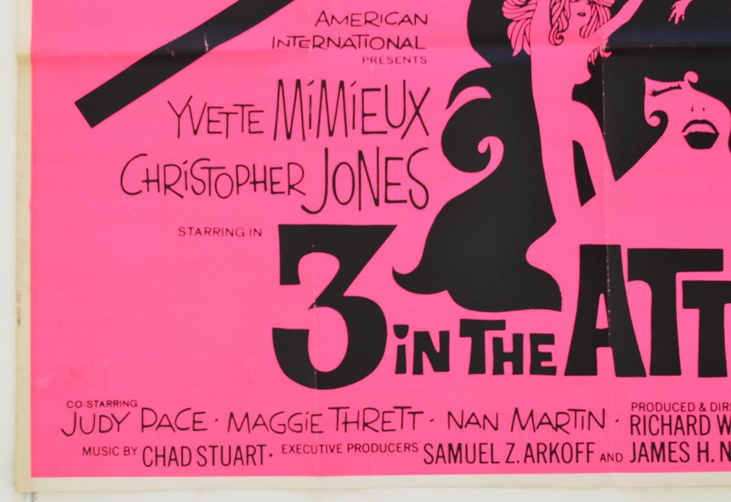 3 In The Attic