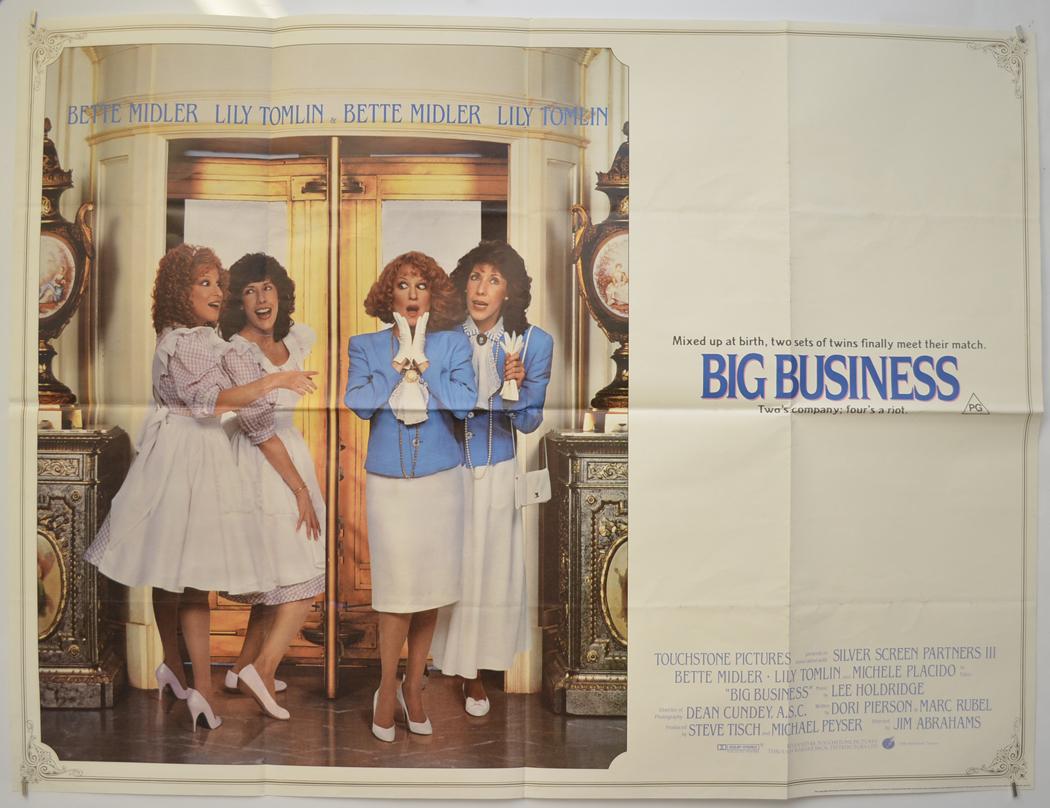 Big Business - Original Cinema Movie Poster From pastposters.com ...