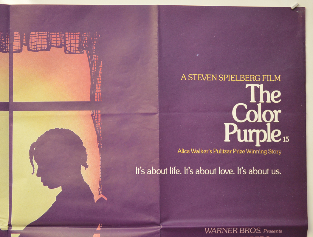 film color purple sociological analysis The color purple quotes sofia: sat in that jail, i sat in that jail till near about done rot to death i know what it's like who wanna go somewhere and can't i know what it's like who wanna sing.