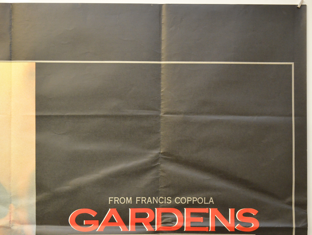 Garden Of Stone Movie Gardens of stone original cinema movie poster from pastposters gardens of stone top right cinema quad movie poster workwithnaturefo