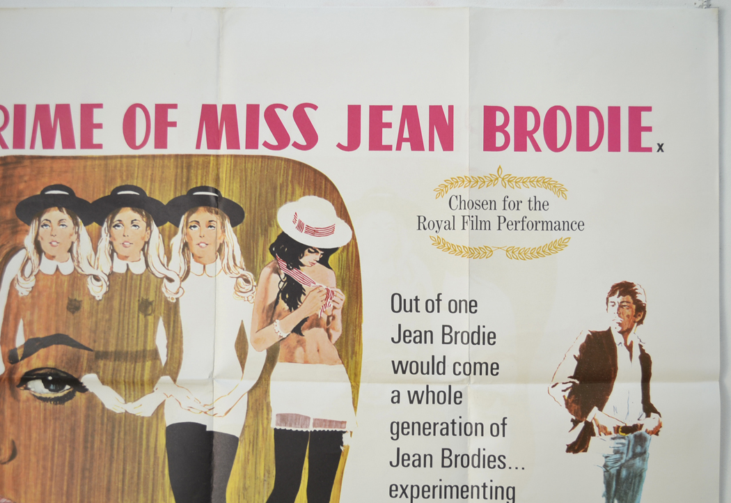 prime miss jean brodie March 3, 1969 screen: 'prime of miss jean brodie' by vincent canby the prime of miss jean brodie is about a marvelous mess tall, red-haired and budget-chic, miss.