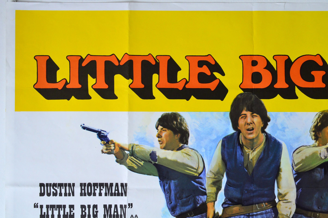 film review little big man Little big man is a 1970 film directed by arthur penn the screenplay is by calder  willingham, adapted from the 1964 novel of the same name by thomas berger.