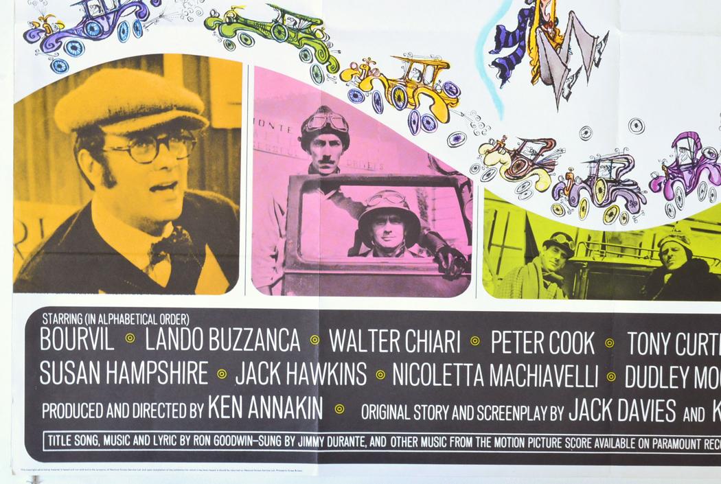 Monte Carlo Or Bust Cinema Quad Movie Poster Bl
