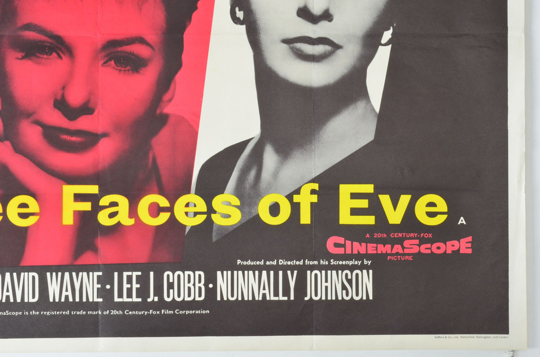 the three faces of eve movie 1957
